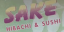 Sake Hibachi and Sushi Logo